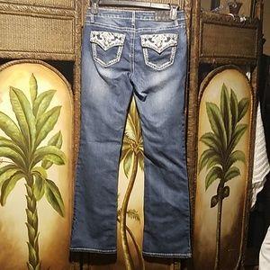 Soundgirl bling jeans